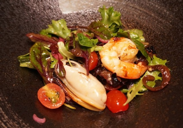 GW- Seafood Salad