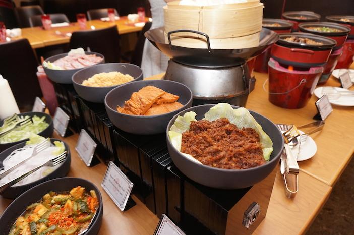 Ramada Hotel Restaurant Asian Burger