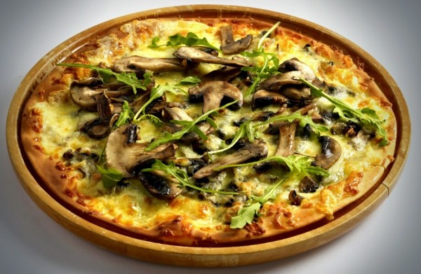Harry's Mushrooms & Truffle Oil