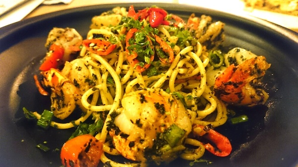 Harry's Prawn Star Pasta