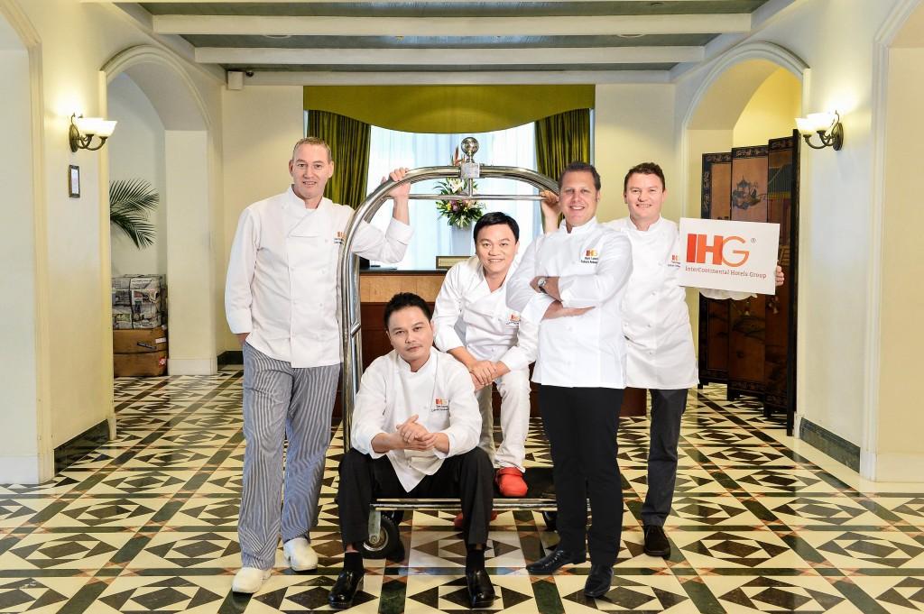 IHG Culinary Panel - Group Shot 1