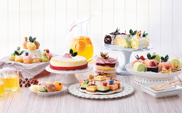 Cold Storage Christmas - Desserts and Sweets