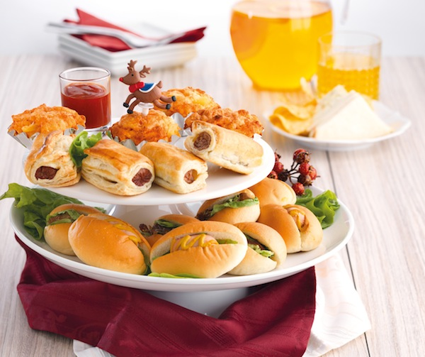 Cold Storage Christmas - Savoury Platter