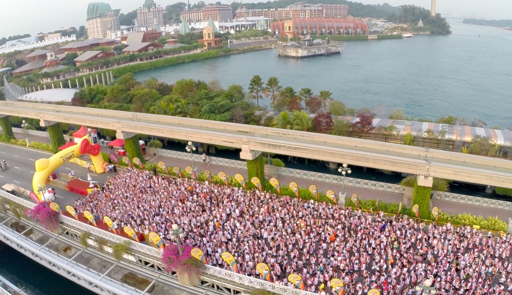 Hello Kitty Singapore Run 2014, Credit - Pink Apple  (22)