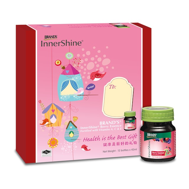 BRAND'S® InnerShine® Berry Essence Gift pack  -HR