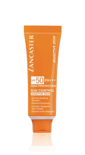 Sun Control Sensitive Skin Face Emulsion
