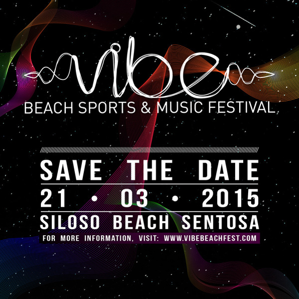 Vibe - Save the Date edm