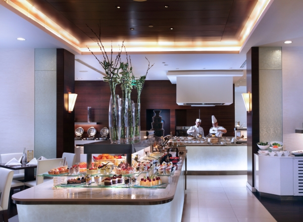 Grand Park City Hall - Indulge at Park - Buffet Counter
