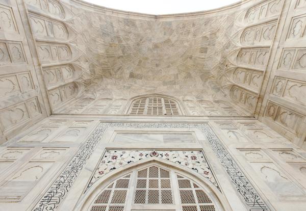 Incredible India Taj Mahal