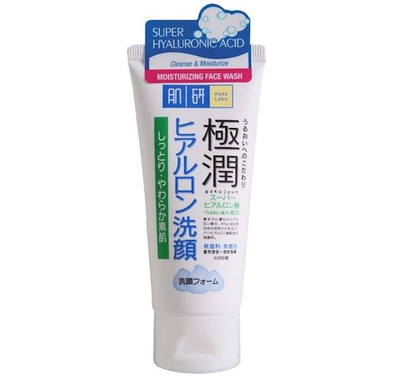 Hada Labo Super Hyaluronic Acid Hydrating Wash
