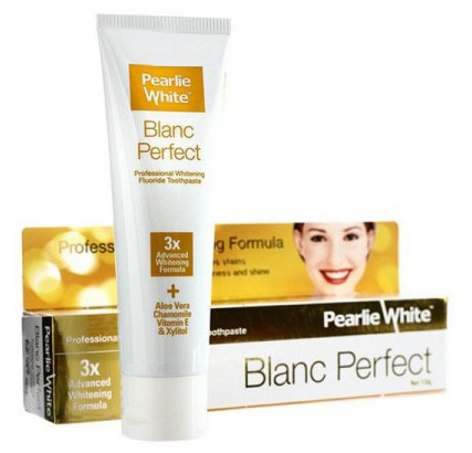 Pearlie White Blanc Perfect Toothpaste