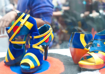 The Art of Shoes Design Competition 2014.