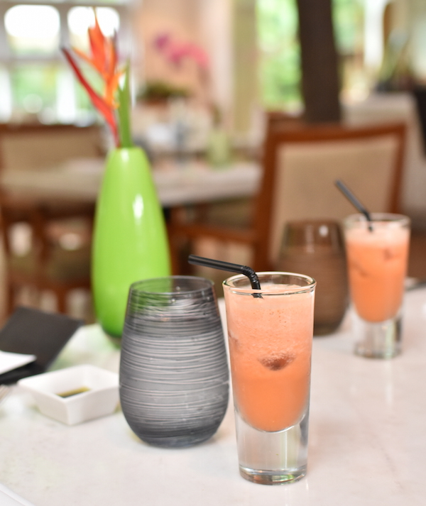The_Garden_Sofitel_sentosa_resort_Spa_juice