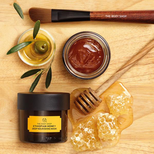Ethiopian Honey_Deep_Nourishing_Mask_the_body_shop